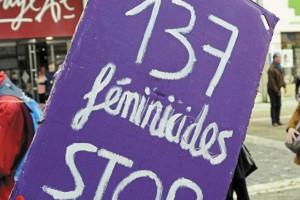 Féminicides, une série de mesures est annoncée par le ministre de l'intérieur